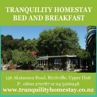 Tranquility Homestay tranquilityhomestay